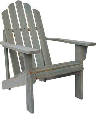 Adirondack Shine Co Rustic Chair