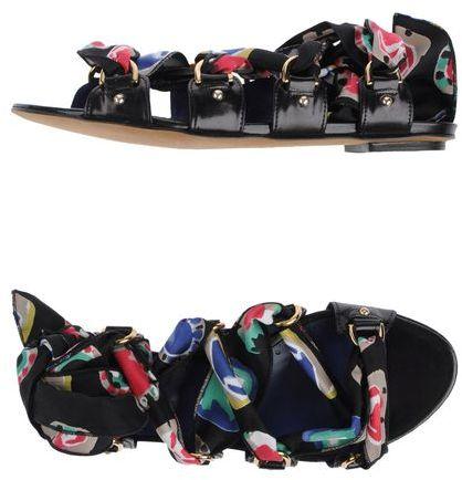 Moschino Cheap & Chic Sandals
