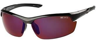 Nascar Burm 204P Polarized Blade Sunglasses