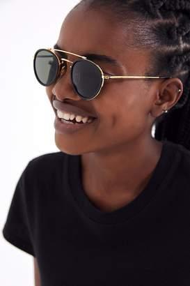 Vintage Sunglasses Vintage Ace Round Aviator Sunglasses