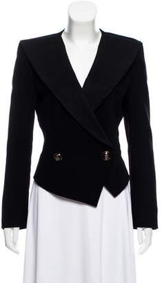 Emilio Pucci Double-Breasted Wool Blazer