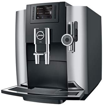 Jura E8 Chrome Coffee Machine