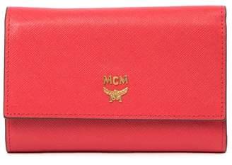 MCM Tri-Fold Medium Wallet