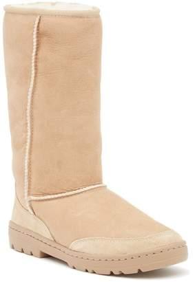 UGG Ultra Revival Genuine Shearling Tall Boot (Women) (Narrow Calf)