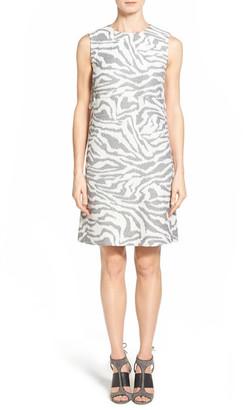 HUGO BOSS 'Dakola' Sheath Dress $695 thestylecure.com