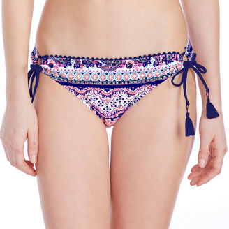 ARIZONA Arizona Pattern Hipster Swimsuit Bottom-Juniors $36 thestylecure.com