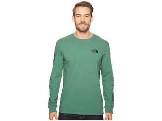 The North Face Long Sleeve Have You Heard Well-Loved Cotton Tee