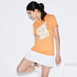 Lacoste (ラコステ) - 『ROLAND GARROS』 ジャージー Tシャツ (半袖)