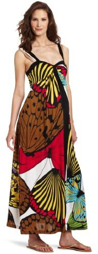 Olian Women's Maternity Luna Maxi Dress