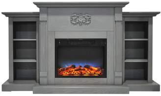 Cambridge Silversmiths 72 Electric Fireplace