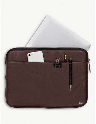 "Selfridges Typo Core 13"" laptop case"