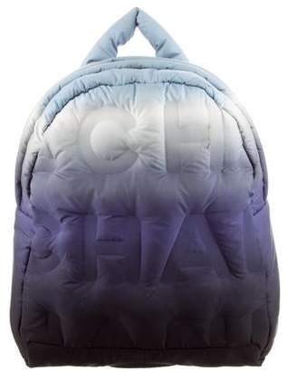 41bcb20bc499 Chanel 2018 DouDoune Backpack