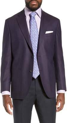 David Donahue Aiden Classic Fit Wool Sport Coat