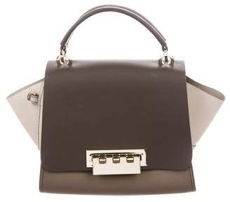 Zac Posen Eartha Iconic Leather Satchel