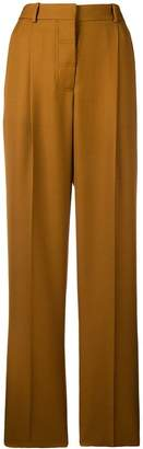 Victoria Beckham low waist tapered trousers