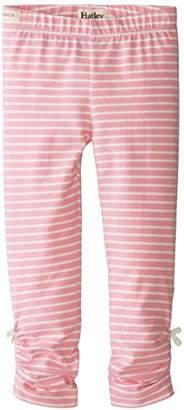Hatley Girl's Stripe Stretch Jersey Leggings