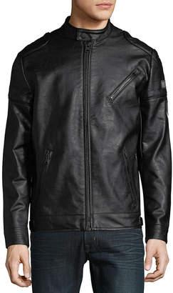 Buffalo David Bitton Janvier Faux Leather Jacket