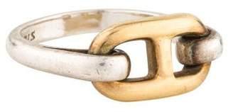 Hermes Chaîne d'Ancre Ring