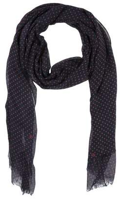 Moschino Oblong scarf