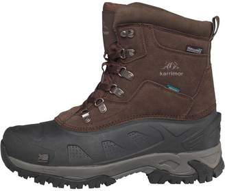 Karrimor Mens Snowfur 2 Weathertite Boots Brown