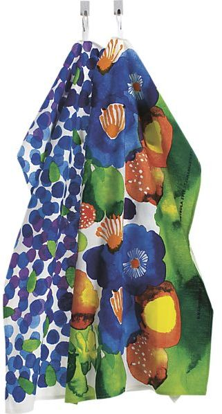 Marimekko Set of 2 Juhannustaika Dishtowels