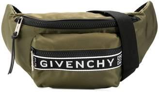 Givenchy logo waist bag