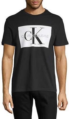 Calvin Klein Jeans Edi Box Monogram Crewneck Tee
