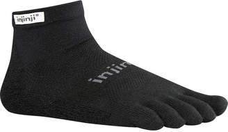 Coolmax Injinji Run Original Weight Mini-Crew Sock - Men's