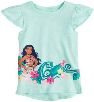 Disneyjumping Beans Disney's Moana Toddler Girl Graphic Tee by Jumping Beans