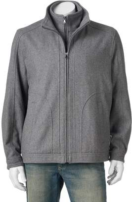 London Fog Tower By Men's Tower by Military Wool-Blend Hipster Jacket
