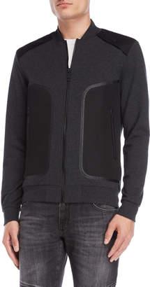 Antony Morato Mesh Pocket Knit Jacket