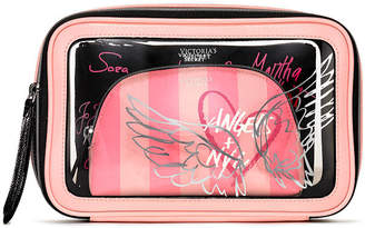 Victoria's Secret Victorias Secret Fashion Show Backstage Nested Trio