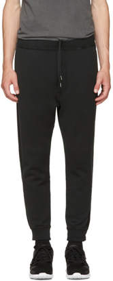 DSQUARED2 Black Dean Lounge Pants