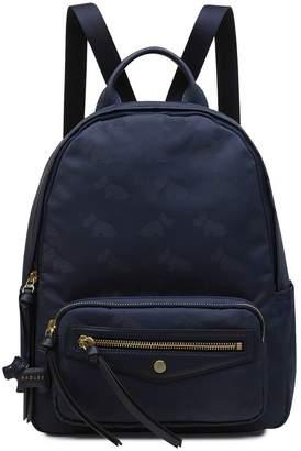 Radley London London Jaquard Medium Zip-Around Backpack