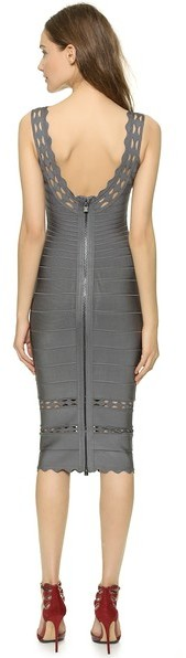 Herve Leger Lilykate Dress