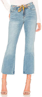 Free People Belt Out Crop Bootcut.