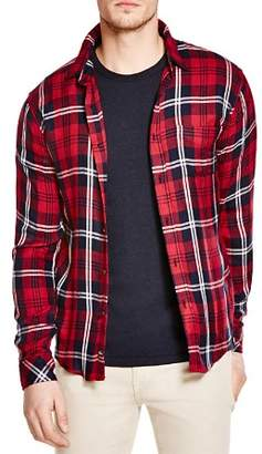Rails Lennox Plaid Regular Fit Button-Down Shirt