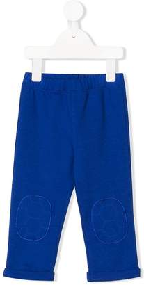 Philipp Plein Junior logo print sweatpants