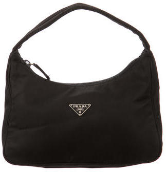 pradaPrada Vela Nylon Mini Bag