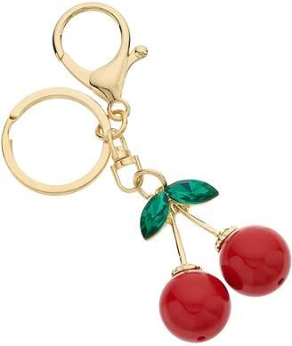Mudd Red Cherry Keychain