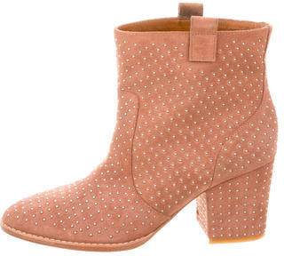 Rebecca MinkoffRebecca Minkoff Studded Ankle Boots