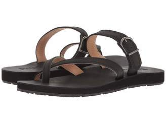 d1d0e4d34e4f Flojos Black Strap Women s Sandals - ShopStyle
