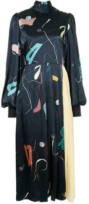 Roksanda Ayve printed dress