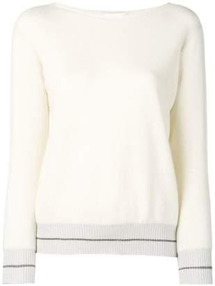 Fabiana Filippi cashmere textured sweater