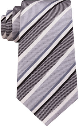 Kenneth Cole Reaction Men's Texture Bar Stripe Tie $55 thestylecure.com