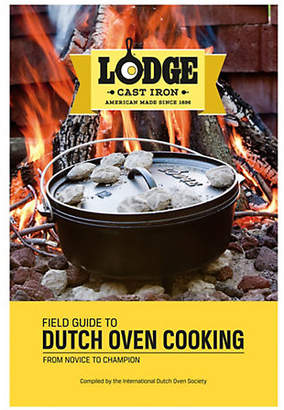 Lodge Field Guide To Dutch Oven Cooking Book