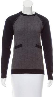 Marni Virgin Wool Crew Neck Sweater