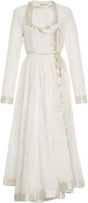 Etro Cotton and Silk-Blend Dress