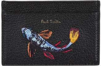 Paul Smith Embroidered Card Holder