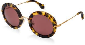 Miu Miu Sunglasses, Mu 13NS